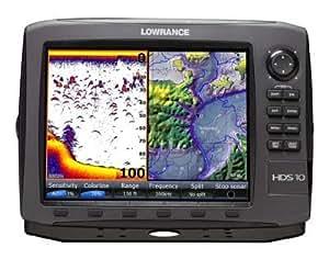 Lowrance HDS-10 Gen2 Base US 83/200 kHz T/M Transducer