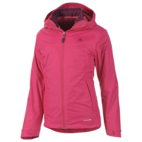 Adidas Outdoor Women's 3in1 Insulated Wandertag Hiking Jacket (Vivid Berry - S)