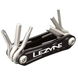 Lezyne Rap-6 Alloy Bicycle Multi Tool - 1-MT-RAP-V106T04