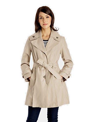 london-fog-womens-single-breasted-double-collar-trench-coat-medium-khaki-classic