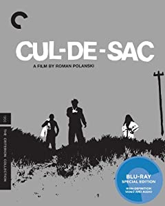 Criterion Collection: Cul-De-Sac [Blu-ray]