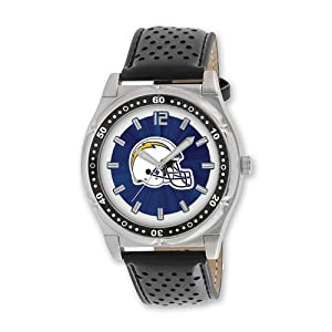 Mens NFL San Diego Chargers Championship Watch by 14k co.
