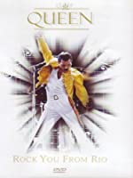 Rock You From Rio [DVD] [2011]