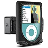 DLO DLZ28010/17 Action Jacket for iPod Nano 3G - Black (Discontinued by Manufacturer)