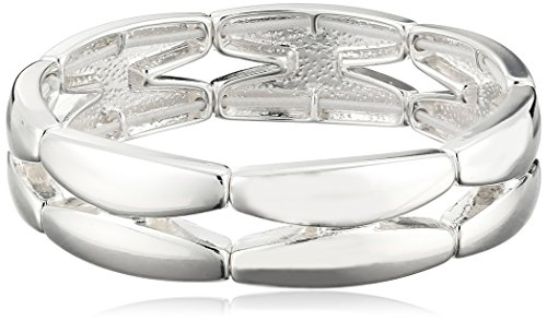 napier-napier-classics-silver-tone-sectional-stretch-bracelet-8