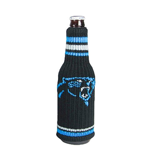 NFL Carolina Panthers Krazy Kover Koozie, One Size