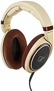 Sennheiser HD 598 Over-Ear Headphones - Cream