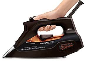 Rowenta 1800W Steamium Iron with 400 Steam Holes: Amazon ...