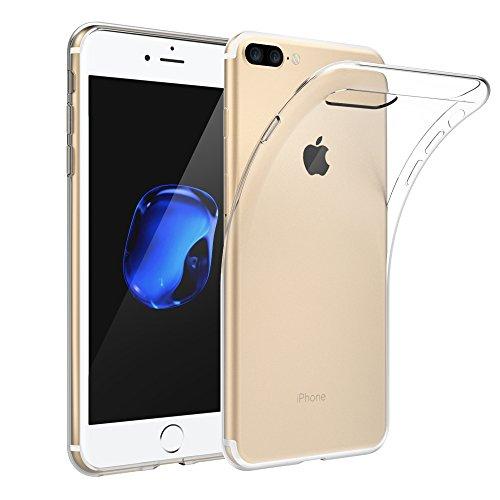 EasyAcc-Apple-iphone-7-Plus-Custodia-iphone-7-Plus-Cover-Morbido-TPU-Case-Cristallo-Trasparente-Ultra-Sottile-Anti-Slip-Case-Copertura-Protezione-antiurto-per-iphone-7-Plus
