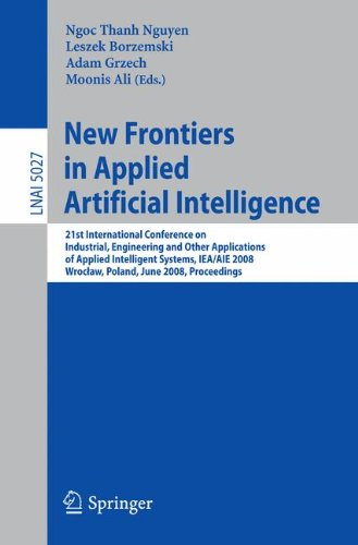 New Frontiers in Applied Artificial Intelligence: 21st International Conference on Industrial, Engineering and Other App