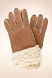Shearling Faux Fur Gloves