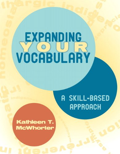 Expanding Your Vocabulary