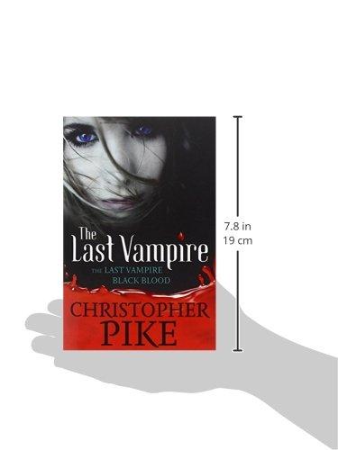 the last vampire black blood christopher pike pdf