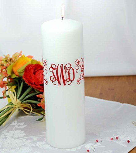 Concepts The Monogram Elite Unity Candle