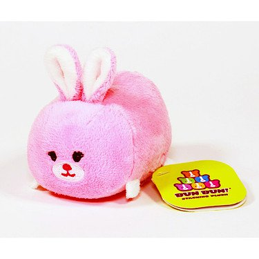 Bon Bon Rabbit (Bun Bun) 4 Inches - Stuffed Animal by Bun Bun (03147)