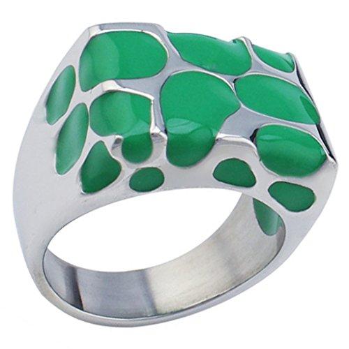 unisex-anelli-in-acciaio-inox-verdi-band-incollaggio-finito-misura-comoda-dimensione-22-di-aienid