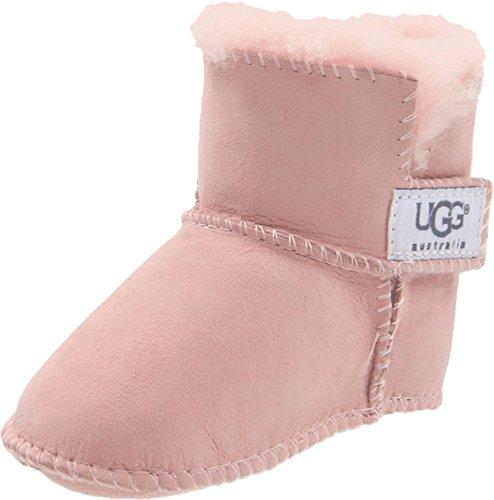 Ugg Kids Baby Girl'S Erin (Infant/Toddler) Baby Pink Slipper Sm (Us 2-3 Infant) M