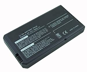 Laptop battery Packarbell Inspiron 1000 8 Cells 14.8V 4400mAh/65wh, compatible partnumbers: OP-570-76620-01, PC-VP-WP66-01, P5413, W5173, 312-0334, G9817, 312-0347, M5701, 312-0292, G9812, HP566, fit models: NEC Lavie PC-LL7709DT Versa E6000 VersaPro VY16F/RX-R, Lavie PC-LL9009D VersaPro VY13M/RF-R DEll Inspiron 1000 Inspiron 2200 Inspiron 1200 Latitude 110L PACKARDBELL C3