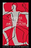 img - for Training of the American Actor book / textbook / text book