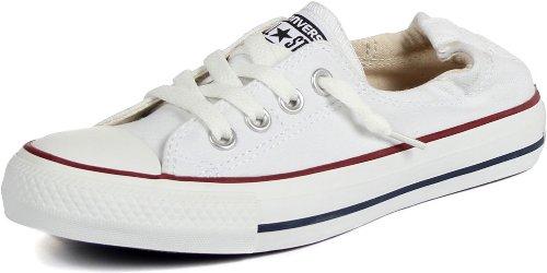 Converse Womens Chuck Taylor Shoreline White Sneaker - 8.5