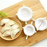 easyshop 3 Pcs Dumpling Empanada Turnover Maker