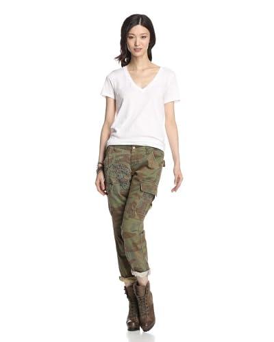 DA-NANG Women's Tapered GI Pant  - Camo