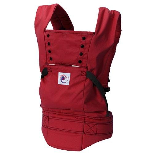 Ergo Baby ErgoSport Baby Carrier - Red