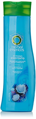 Herbal Essences Potere Idratante Shampoo per Capelli Secchi, 250 ml