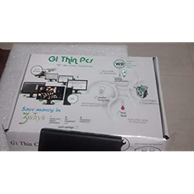 G1 thin client pc | 1.2 Ghz Dual core processor | 512 MB Ram | 2 GB flash