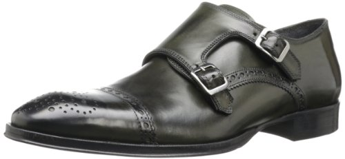 To Boot New York Men's Astor Monkstrap,Verde,10 US/10 M US