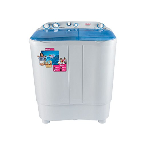Haier XBP65-116S Semi-Automatic 6 kg Washing Machine
