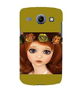 printtech Girl Band Cute Back Case Cover for Samsung Galaxy J2 / Samsung Galaxy J2 J200F
