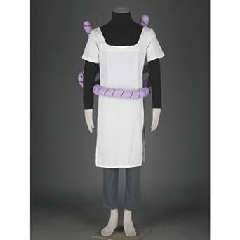 CTMWEB Naruto Cosplay Costume - Orojimaru Outfit 1st Ver Set Small