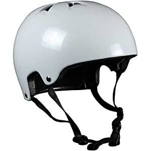 Harsh Pro EPS Helmet (White, Large)