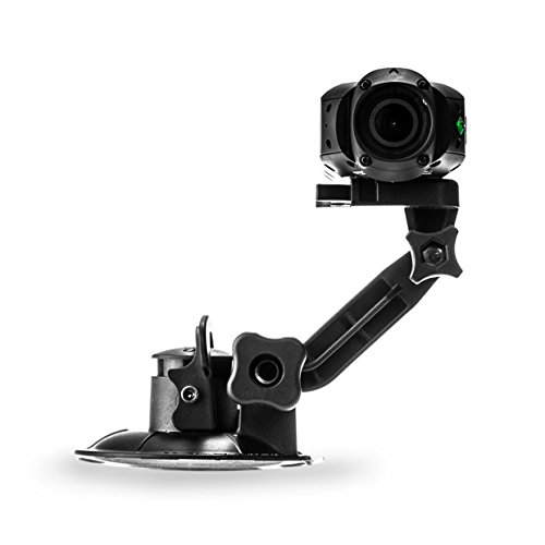 Drift Suction Cup Mount (Supporto a Ventosa) per Foto/Videocamere Drift X170, HD170, HD170 Stealth, HD, HD720 e HD Ghost