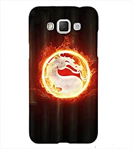 Animated Snake Back Case Cover for Samsung Galaxy Grand 3 G720::Samsung Galaxy Grand Max G720