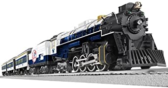 New York Yankees O-Gauge Ready-to-Run Major League Baseball Team Train Set