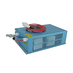 Reci W4 / S4 100 - 130W CO2 Laser Tube Power Supply / Power Source, 110V