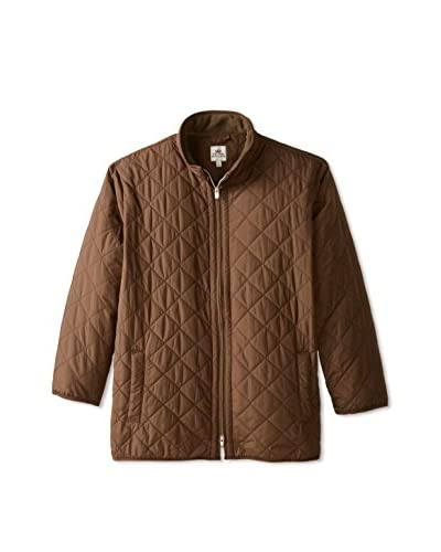 Peter Millar Men's Quilted Zip Jacket