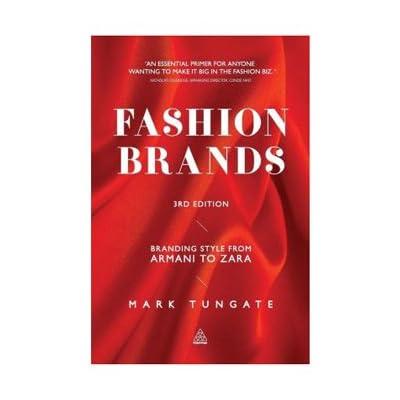 Fashion Brands - Armani to Zara (Paperback)