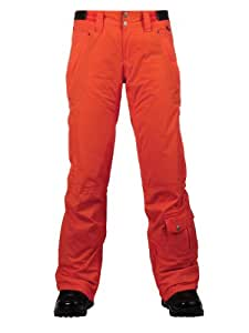 Protest Women's HOPKINS boardpant  - Bright Red, Large/40