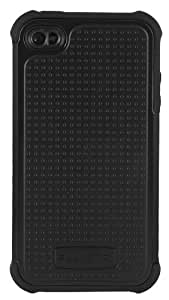 Ballistic SG Case for iPhone 4 & 4S - 1 Pack - Case - Retail Packaging - Black