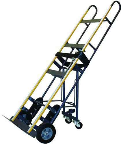 Milwaukee Hand Trucks 40716 Appliance Truck With Puncture Proof Tires And Retractable Casters front-9706
