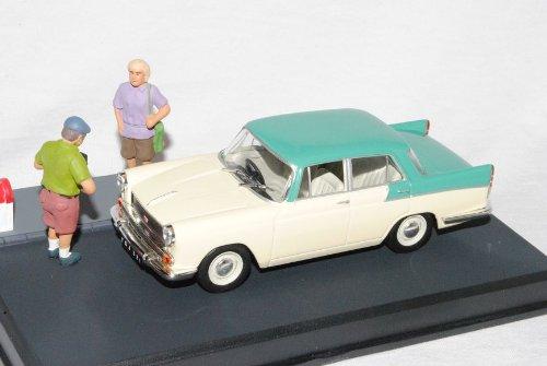 Austin Cambridge Beige GrÜn Diorama Englischer Tourist 1/43 Altaya By ixo Modellauto Modell Auto SondeRangebot
