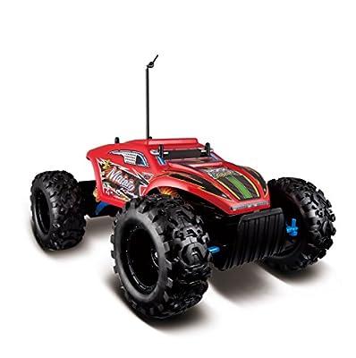 Maisto R/C Rock Crawler Extreme Radio Control Vehicle (Colors May Vary)