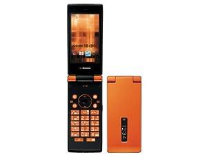 docomo STYLE series SH-03E [Orange]
