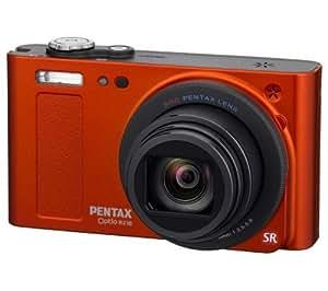 Pentax Optio RZ18 Appareil photo numérique 16 Mpix Zoom optique 18x Orange métallique