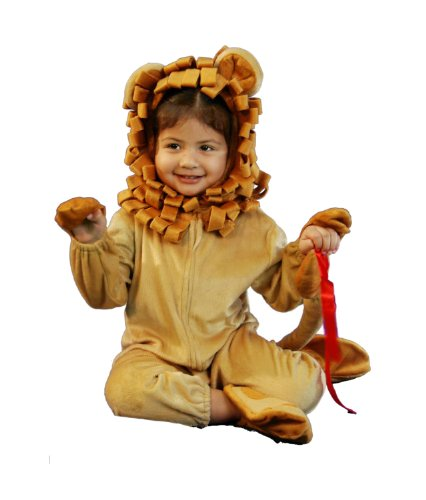 NDS Wear Unisex-baby Child Little Lion Costume