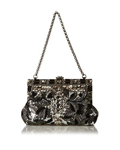 ZZ_Dolce & Gabbana Bolso asa al hombro Plateado