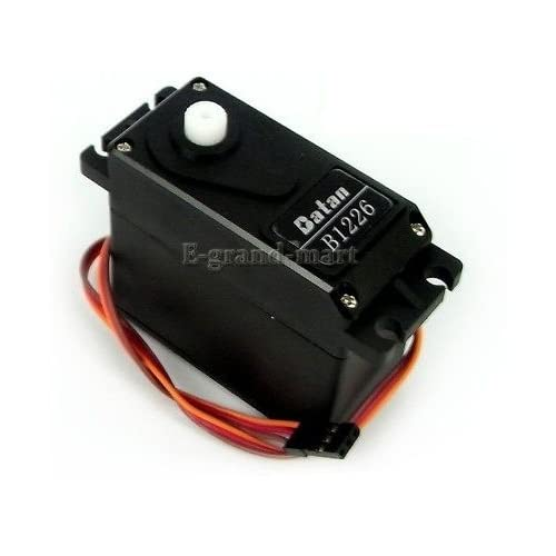 Batan B1226 120g Plastic Steel Gear Servo for RC Boats